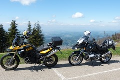 "Motorcycle Tour: Black Forest ""Curve rush"""
