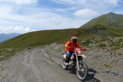 Motorcycle Tour: 7 Days Georgia: From the Black Sea to the Caucasus