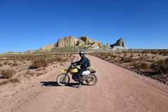Reise/Tour: Bolivien Motorradreise: The Wild Wild West