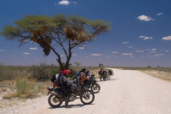 Motorcycle Tour: Namibia Classic