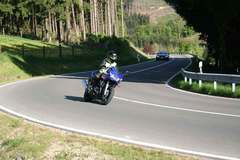Motorcycle Tour: Sauerland - tours in the land of 1000 mountains!