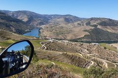 Motorcycle Tour: Portugal: Port Wine in the Douro Valley