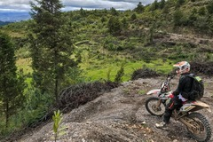 Motorcycle Tour: Colombia, Colombian Trailblazer