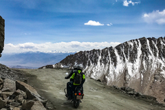 Motorcycle Tour: Himalayan Heights