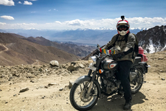 Motorcycle Tour: Himalayan Escape