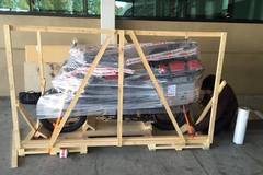 Motorbike shipping: Motorcycle shipping Halifax, Canada by sea freight