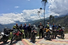 Motorcycle Tour: Ecuador: Four worlds in one country - South America's Secret