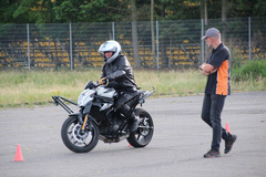 Motorcycle Training Course : Motorcycle Training without a license
