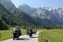 Motorcycle Tour: Slovenija From the Alps to the Adriatic Sea