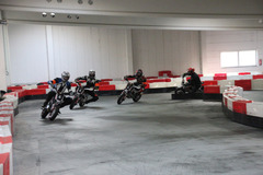Motorcycle Training Course : Pitbike Training Karthalle Braunschweig (Outdoor/Indoor)