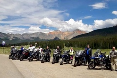 Motorcycle Tour: Colorado - Midwest - Yellowstone