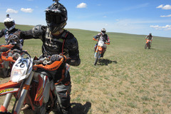 Motorcycle Tour: Motorcycle Tour to the Birthplace of Genghis Khan