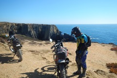 Motorcycle Tour and Training: Personal Offroad Training on Tour Portugal