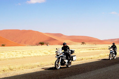 Motorcycle Tour: Namibia, the desert adventure