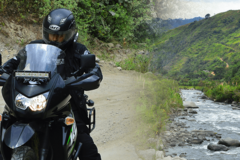 Motorcycle Tour: Ecuador: North-West Culture Revival