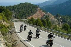 Motorcycle Tour: BMW Tour: Spain and Gibraltar