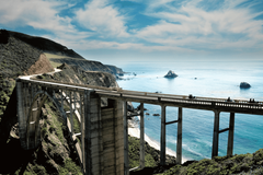 Motorcycle Tour: 5-Day Highway 1 Coastal Adventure in California