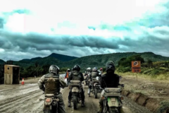 Motorcycle Tour: Bolivia: 3 Miles High Tour