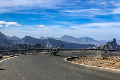 Motorcycle Tour: 8 days Gran Canaria with a BMW R 1250 GS