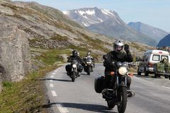 Motorcycle Tour: 18 Days Adventure North Cape