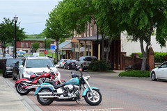 Motorcycle Tour: Southern States of the USA Jazz, Blues and Country Music