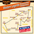 Reisen und Touren: Western Legends