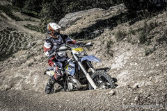 Motorcycle Tour: Enduro Action Andalusia
