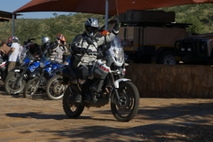 Motorcycle Tour: Namibia: Easter Special